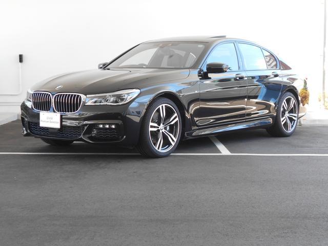 BMW 7シリーズ 740i Mス...