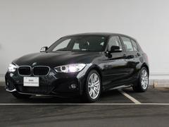 BMW120i Mスポーツ アドバンストパーキングサポート 試乗車