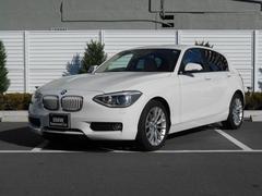BMW116i ファッショニスタ ワンオーナー車 禁煙車