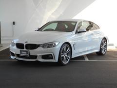BMW435iクーペ Mスポーツ ワンオーナー車 禁煙車