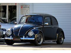 VW ビートルクーラー付 空冷ビートル シート張替済  ローダウン アルミ