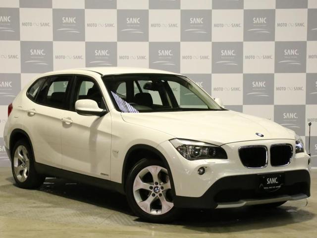 BMW X1 sDrive 18i ハイライン ワンオーナー レザ...