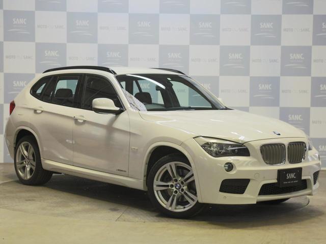 BMW xDrive 25i Mスポーツ 禁煙 革シート 電動シート