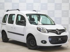 ルノー カングー禁煙車 ワンオーナー 新車保証 フルセグナビ ETC