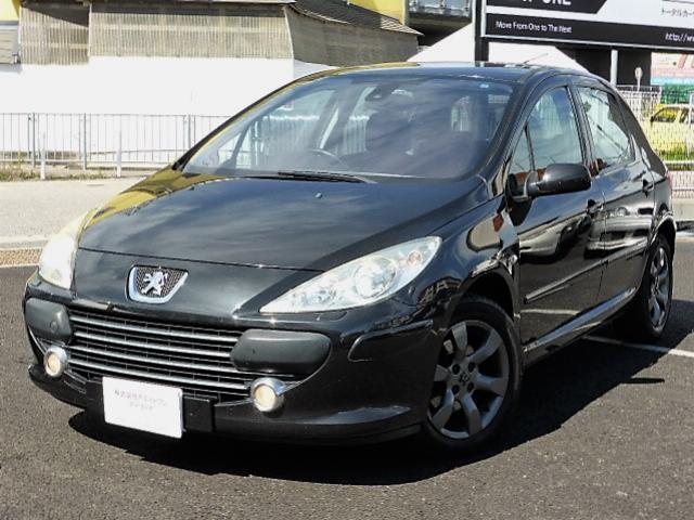 プジョー オキシゴ 正規D車 HDDナビ キセノンライト ETC