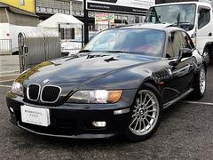 BMW Z3クーペ2.8 正規D車 赤黒レザー HID ビルシュタイン 記録簿