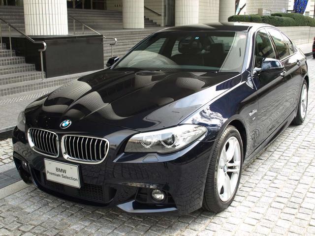 BMW 523d Mスポーツ 弊社デモカー