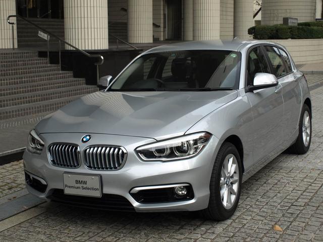 BMW 118d スタイル 弊社デモカー ディーゼルエンジン 4気筒