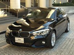 BMW120i Mスポーツ 弊社デモカー レザーシート