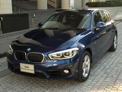 BMW118d スポーツ 弊社デモカー パーキングサポート