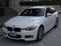 BMW320dツーリング Mスポーツ 弊社デモカー 新エンジン