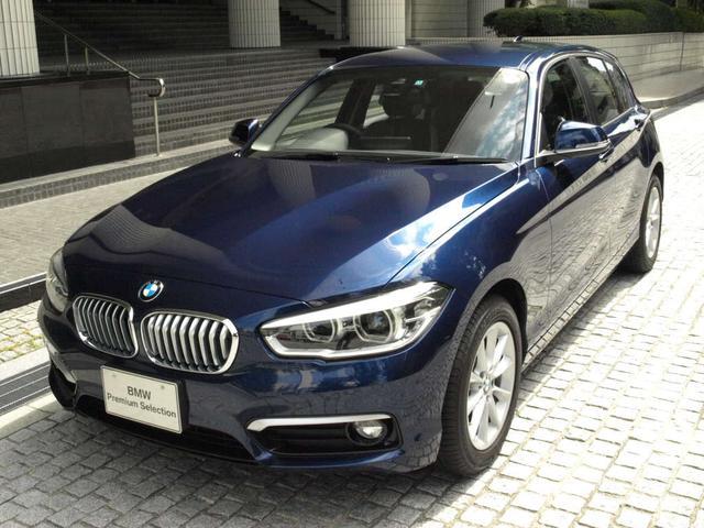 BMW 118d スタイル 弊社デモカー ディーゼルエンジン