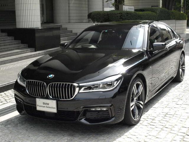 BMW 740i Mスポーツ 弊社社有車 リアコンフォートパッケージ