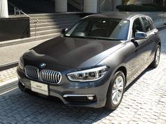 BMW118d スタイル 弊社デモカー コンフォートPKG ACC