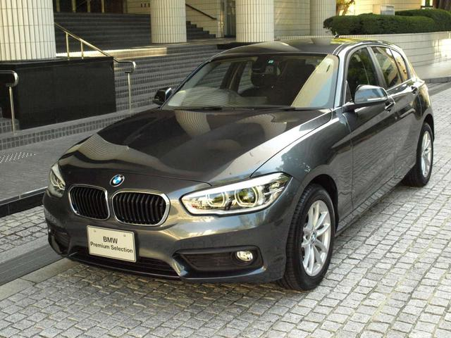 BMW 118i 弊社デモカー プラスパッケージ