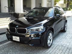 BMW X5xDrive 35d Mスポーツ  デモカー セレクトPKG