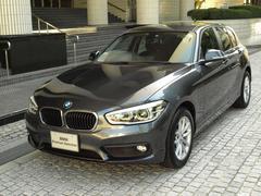 BMW118i 弊社デモカー プラスパッケージ