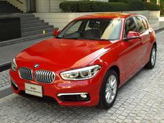 BMW118d スタイル 弊社デモカー パーキングサポート