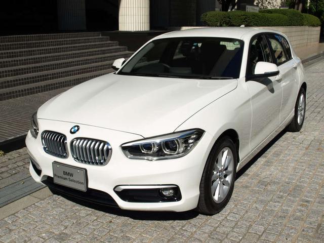BMW 118i スタイル 弊社デモカー リアビューカメラ