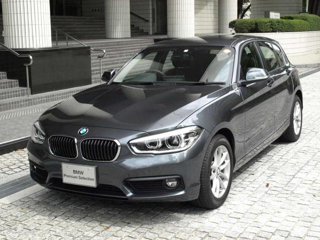 BMW 118i デモカー プラスPKG パーキングサポートPKG