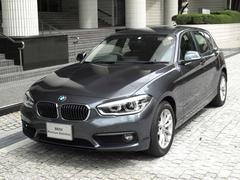 BMW118i デモカー プラスPKG パーキングサポートPKG