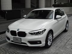 BMW118i デモカー プラス パーキング コンフォートPKG