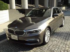 BMW523d ラグジュアリー 弊社社有車 イノベーションPKG