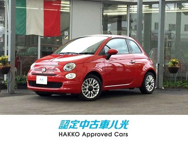 fiat 500c 1 2 pop 2016 red 2 300 km details. Black Bedroom Furniture Sets. Home Design Ideas