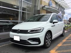VW ゴルフトゥーランTSI Rライン DCC