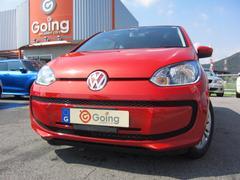 VW アップ!ムーブ アップ!正規ディーラー車 アイドリングストップ