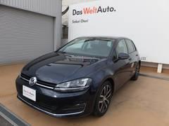 VW ゴルフTSIハイラインブルーモーションテクノロジー 商品強化モデル