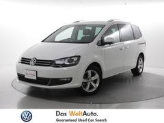 VW シャラングレンツェン2 限定車 ナビ ETC Bカメラ 電動スライド