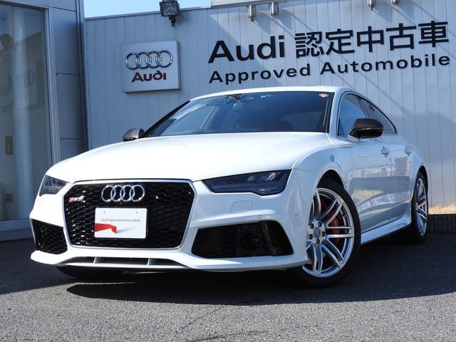 Audi Rs7 Sportback Base Grade 2015 White M 19000 Km Details