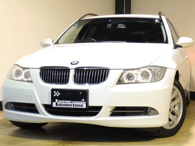 BMW 3シリーズ 320iツーリングハイラインPKG 禁煙車 黒...