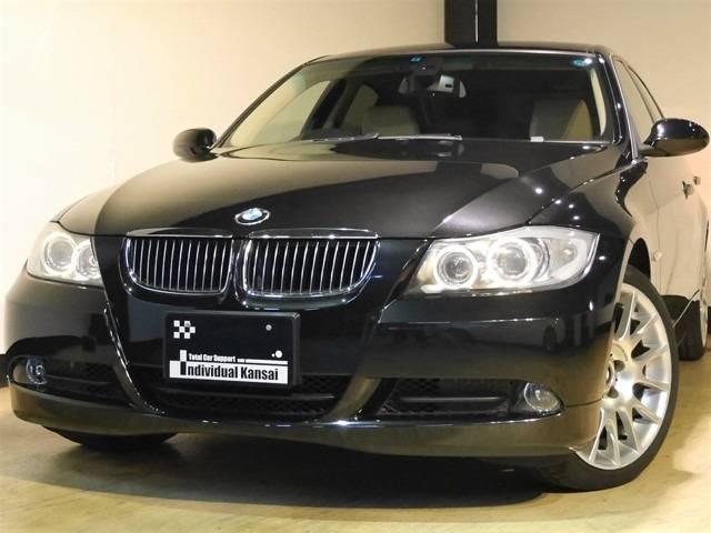 BMW 3シリーズ 323iハイラインPKG 正規D車 禁煙車 ベ...