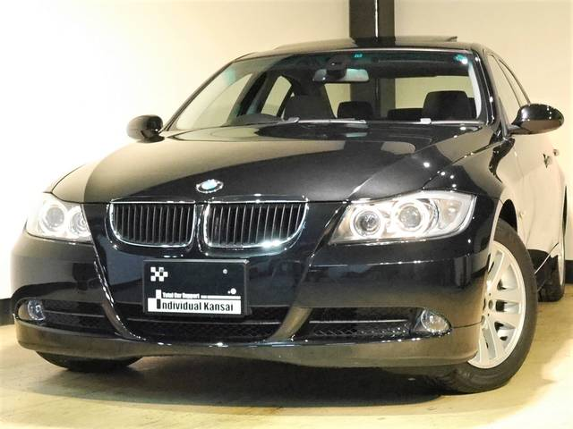 BMW 3シリーズ 320i正規D車 1オーナー サンルーフ ナビ...