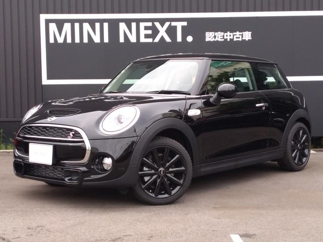 Mini Mini Cooper S 2018 Black 20 Km Details Japanese Used