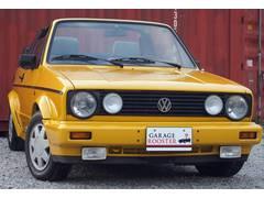 VW ゴルフカブリオレベースグレード タイベル交換済 幌開閉可 全塗装済み