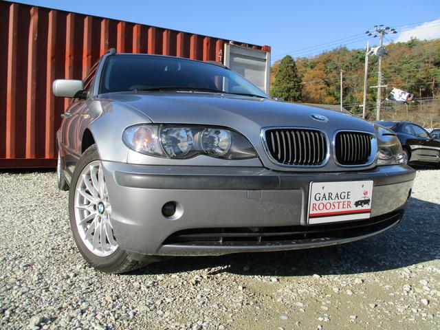 BMW 3シリーズ 318iツーリング ディーラー記録簿有 ETC...