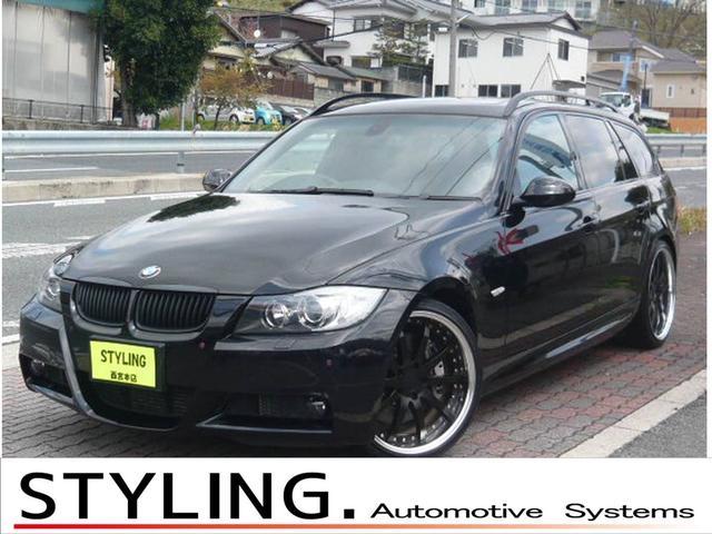 BMW 3シリーズ 保証付 ワーク19AW サンルーフ パフォーマ...
