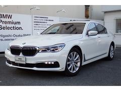 BMW740iプラスPKGレーザーライトリモートP SR