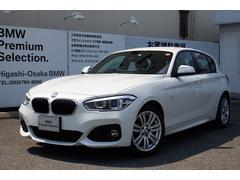 BMW118d Mスポーツ Pサポート LED Dアシスト