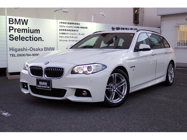 BMW 5シリーズ 523iツーリング Mスポーツ ACC Dアシ...