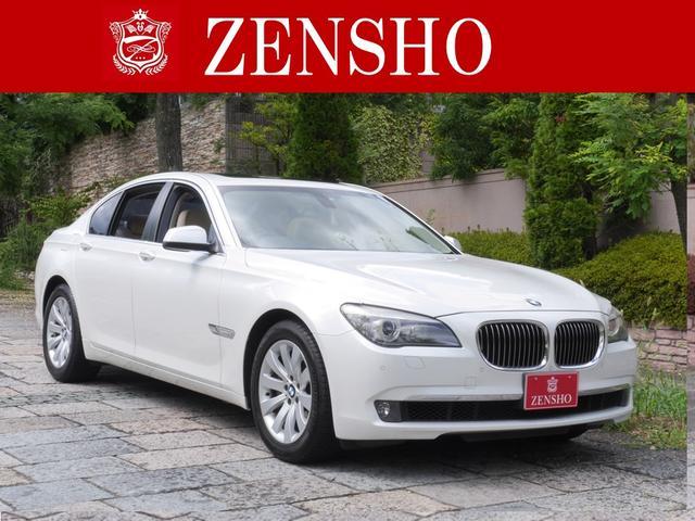 BMW 7シリーズ 740i ベージュレザー サンルーフ (検31.8)