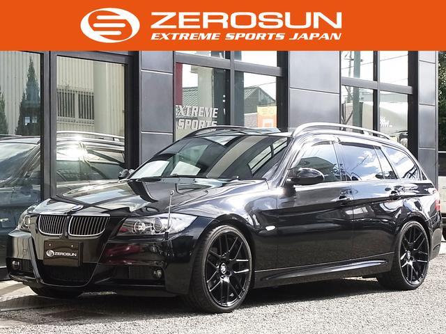 BMW 3シリーズ 325iツーリングMスポーツ HDDナビ 19...