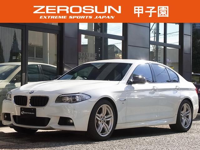 BMW 5シリーズ 535iMスポーツ 純正HDDナビ地デジ Bカ...