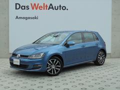 VW ゴルフTSIハイライン コネクト