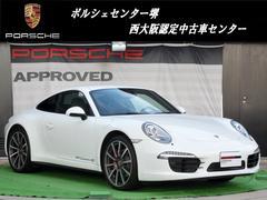 ポルシェ認定中古車保証911カレラ4 20インチホイール SPクロノ