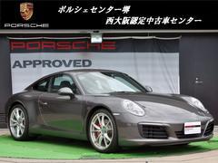 ポルシェ新車保証残911カレラS エントリー&ドライブ 1オーナー