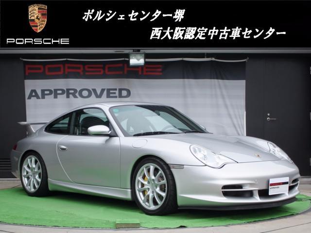 ポルシェ 996GT3 MT ポルシェ・セラミックコンポジットブレーキ